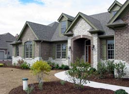 Chicago home builders new custom built homes new Custom built ranch homes