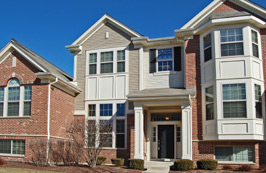 2 Bedroom Townhome in Winfield IL Home For Sale