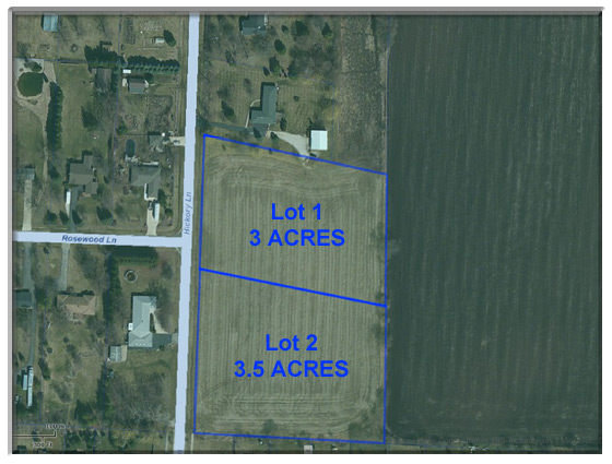 Horse Property Kane County, IL Lots For Sale Presented By Peggy Cain.